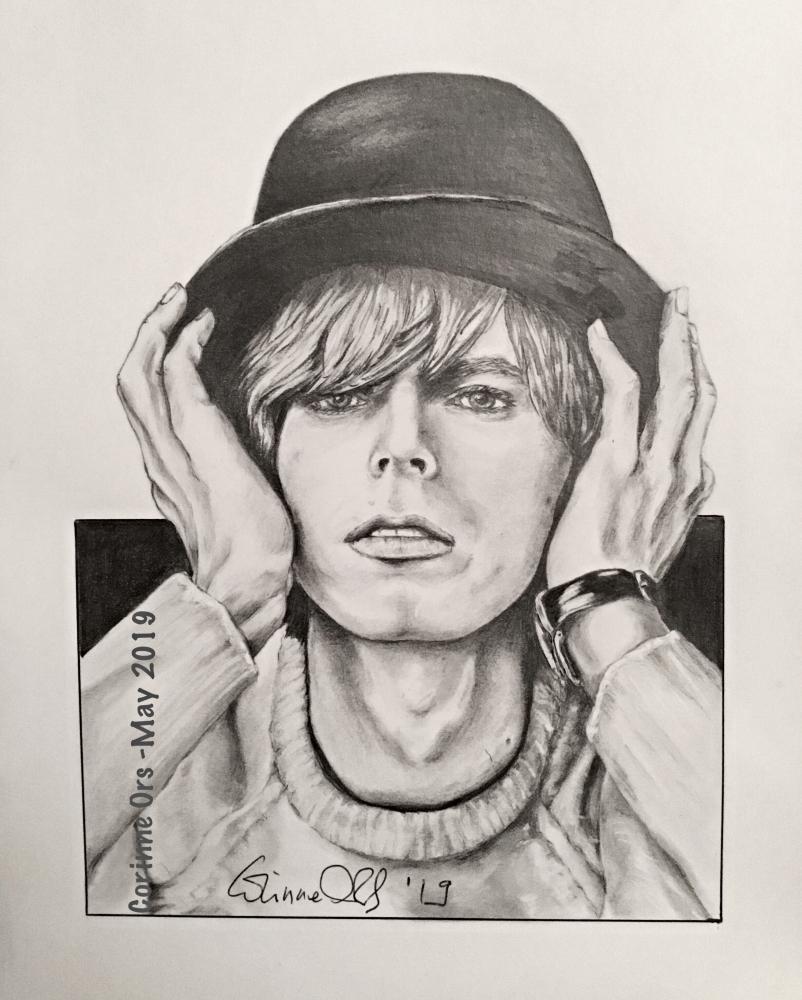 David Bowie par RipleyAuriga